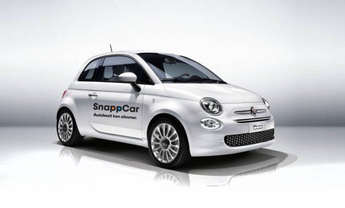 Fiat 500 Pop Snappcar