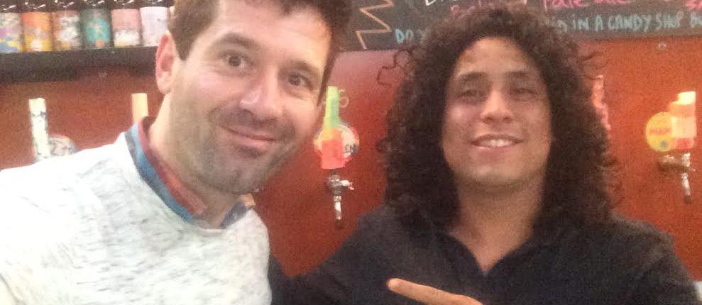 Rick en Stefaan