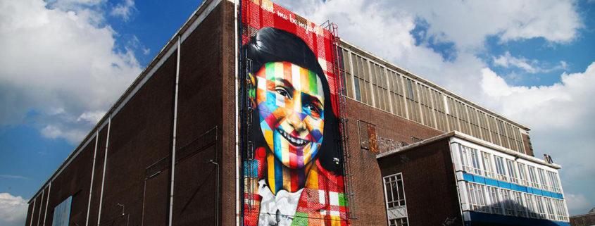 Street Art Museum NDSM Werf